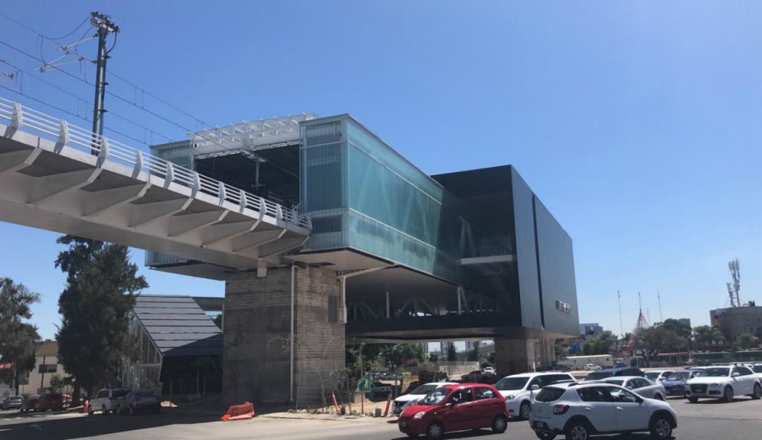 Comerciantes del Centro Histórico esperan que Línea 3 opere para 2020