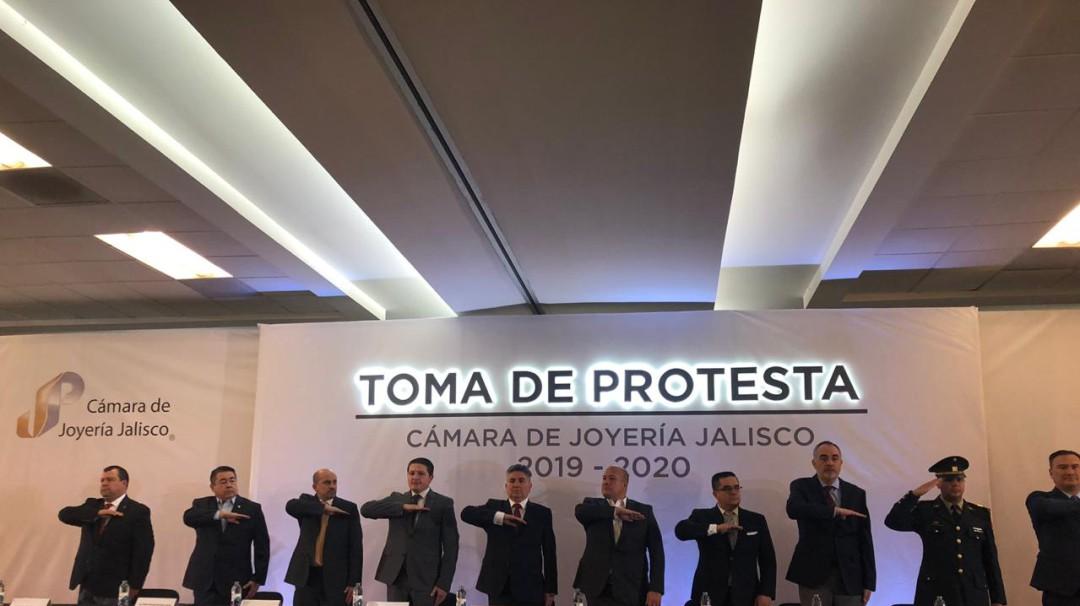 Cámara de la Industria de la Joyería de Jalisco estrena presidente
