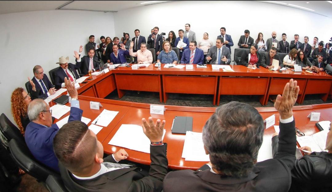En el Senado Morena palomea a candidatos a la CRE