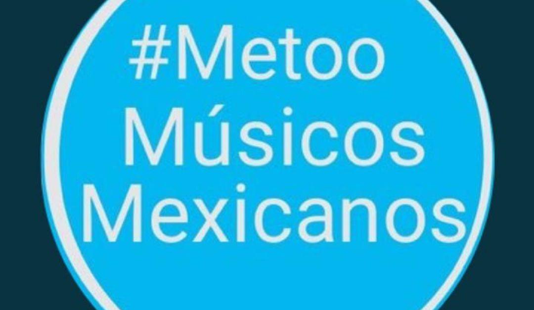#MeTooMúsicosMexicanos desaparece tras suicidio de Armando Vega Gil