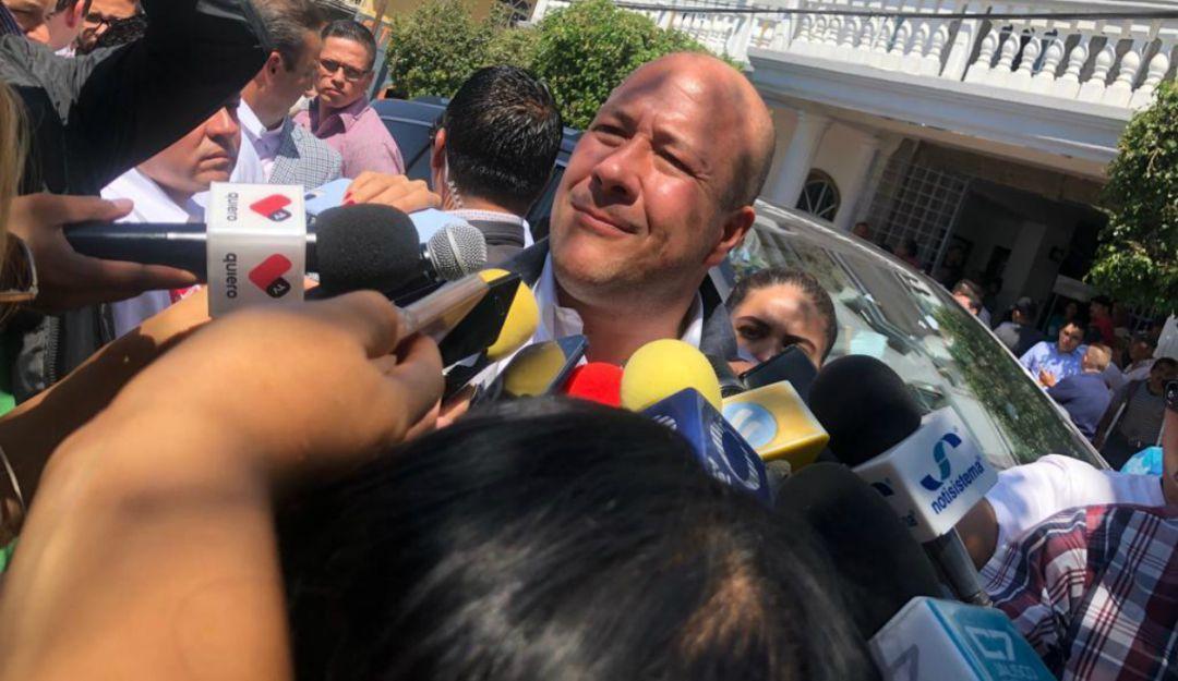 Habrá cambios significativos en el Poder Judicial: Enrique Alfaro