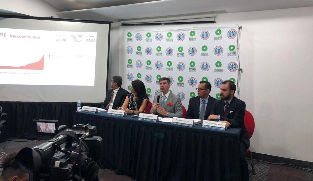 ONC:Aumenta homicidio doloso en la CDMX