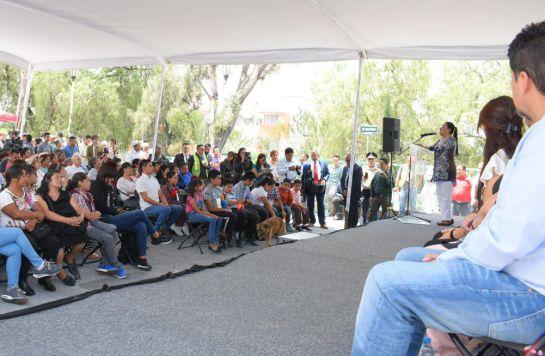El desarme voluntario estará de manera permanente en Iztapalapa