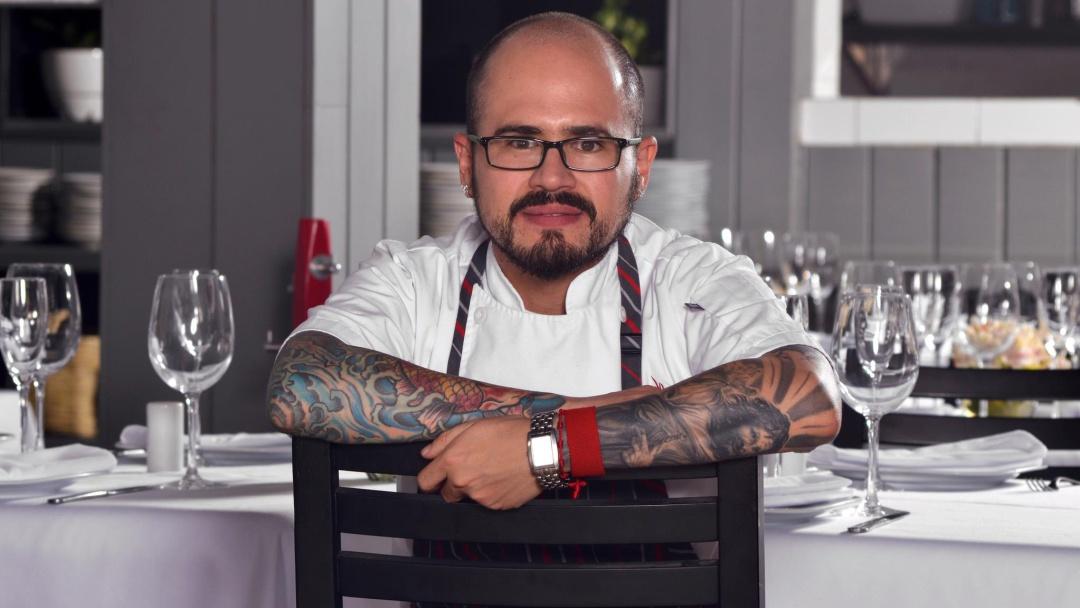 Samantha Archibald, nos presentó una conversación con el chef Pablo Salas.