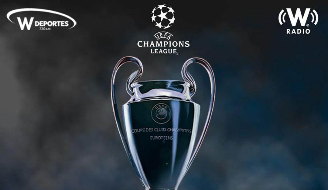 Champions League por W Radio