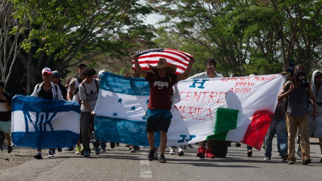 La tarjeta de visitante de México estimuló la migración: embajador Honduras