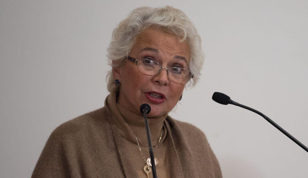 Avanza estrategia migratoria; con EU hay diálogo permanente:Sánchez Cordero