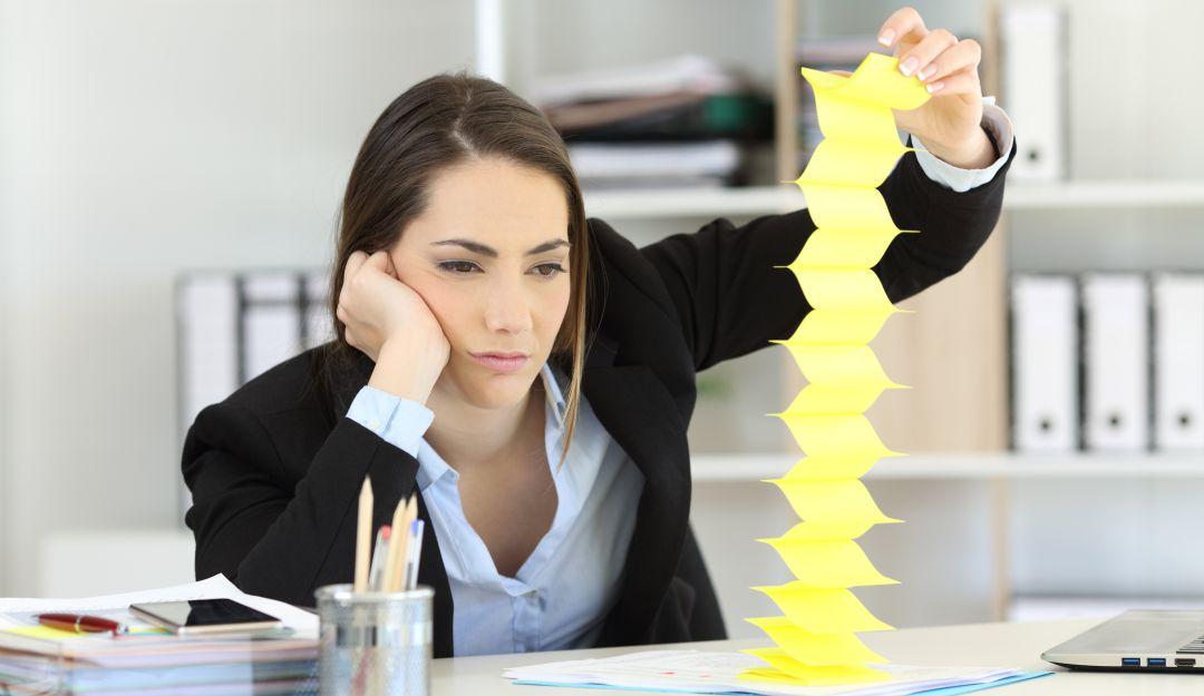 Procrastinar, el hábito de dejar las cosas para mañana y cómo evitarlo