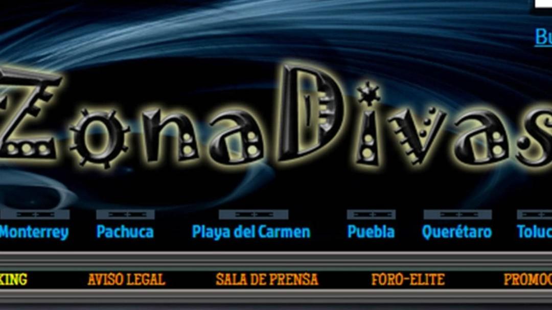 Detienen a 'El Soni', presunto fundador de Zona Divas