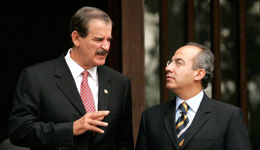 AMLO ordena proteger a Fox y Calderón