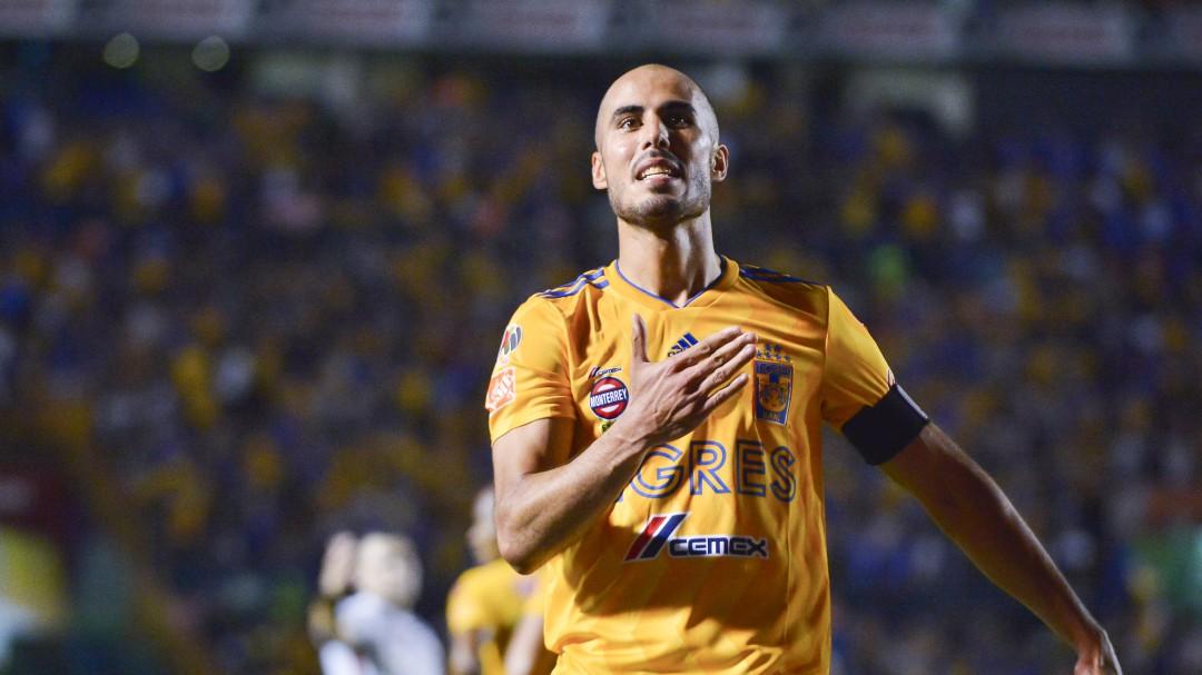 El emotivo gesto de un futbolista de Tigres