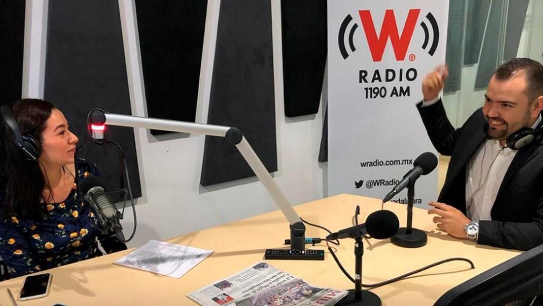 Entrevista con Gerardo Quirino diputado del PRD