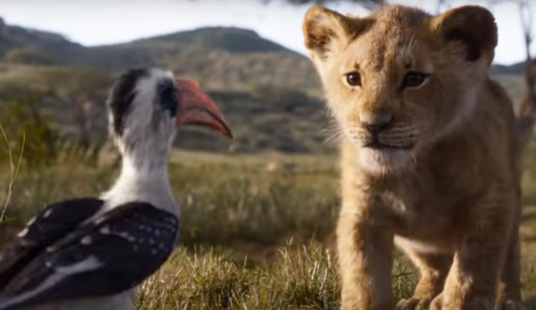 El Rey León ¡Nuevo tráiler! con 'Hakuna Matata' Timón y Pumba