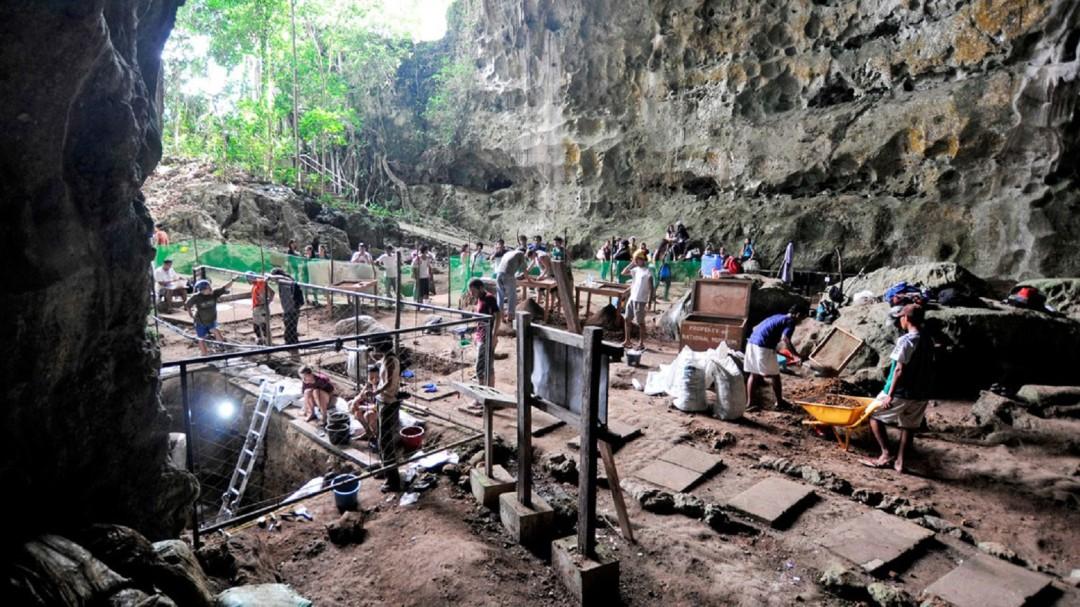 Descubren nueva especie humana dentro de una cueva