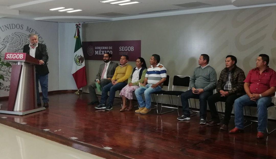 Alejandro Encinas: SEGOB revisa 538 expedientes de presos políticos