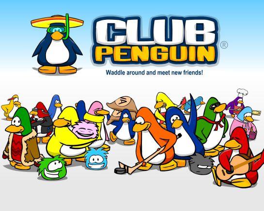 Se tenía que decir y se dijo, el meme del pollito salio del juego Club penguin