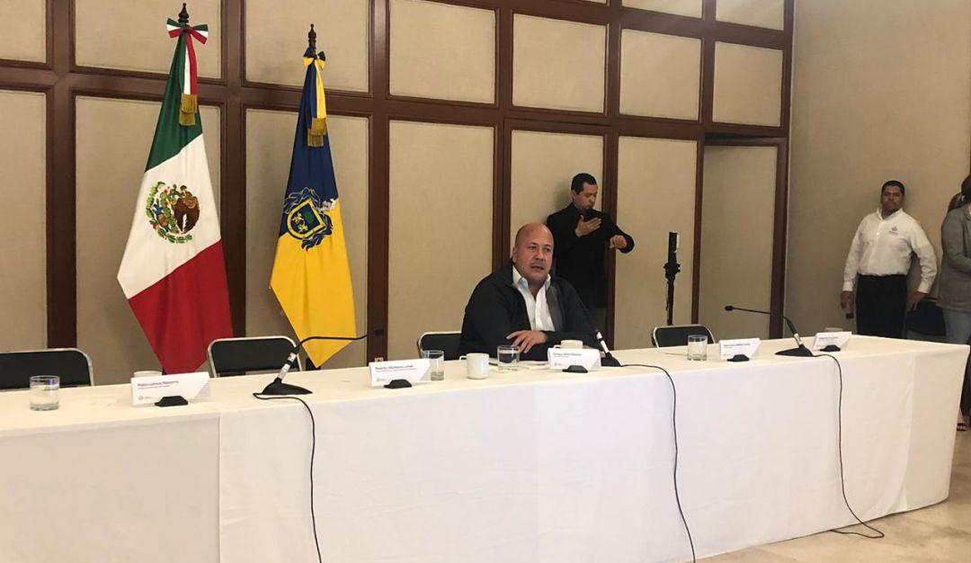 Gobierno de Jalisco suspende licitación de compra de medicamentos