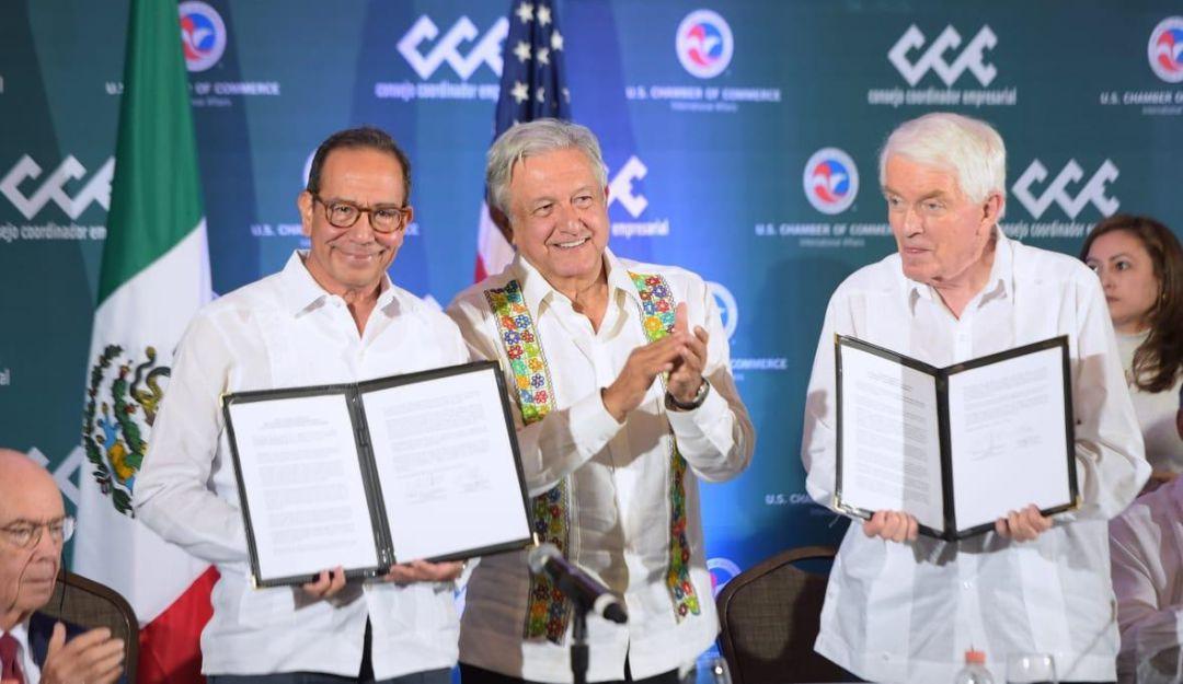 México cumplirá compromisos para aprobar Tratado Comercial con EU y Canadá
