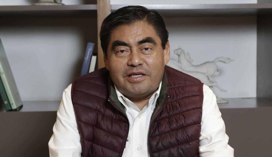 Mantiene TEPJF candidatura de Miguel Barbosa en Puebla
