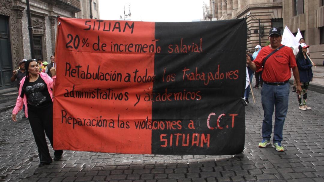 Huelga en la UAM se prolongará por falta de acuerdos