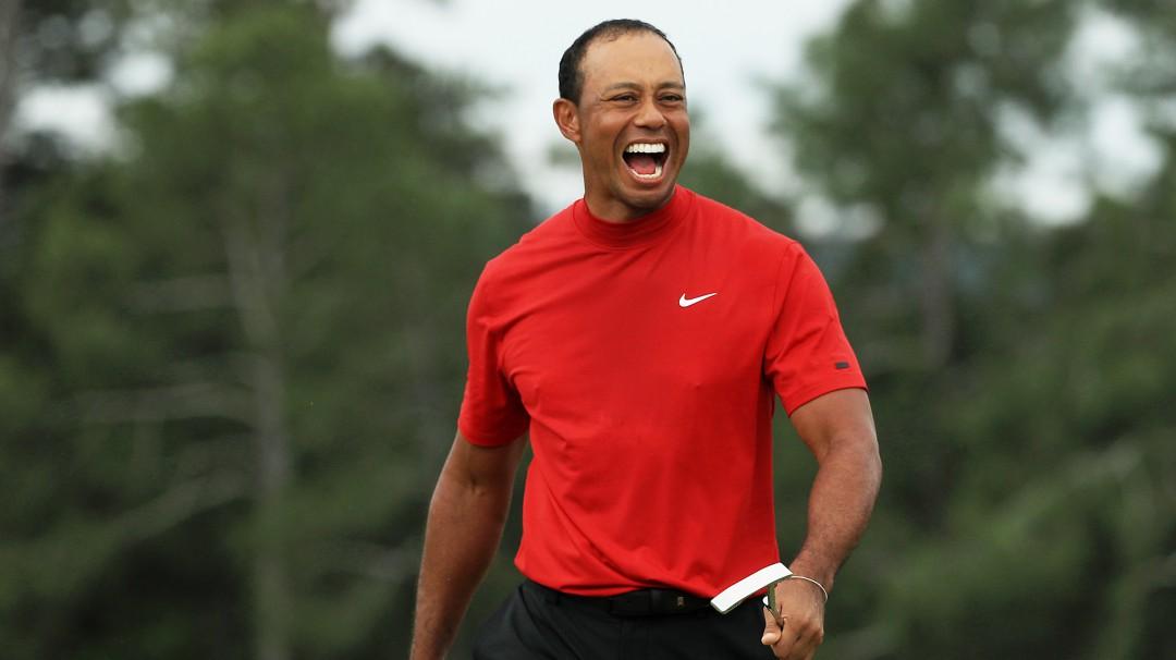 Tiger Woods, el golfista que se coronó en el Masters Augusta 2019