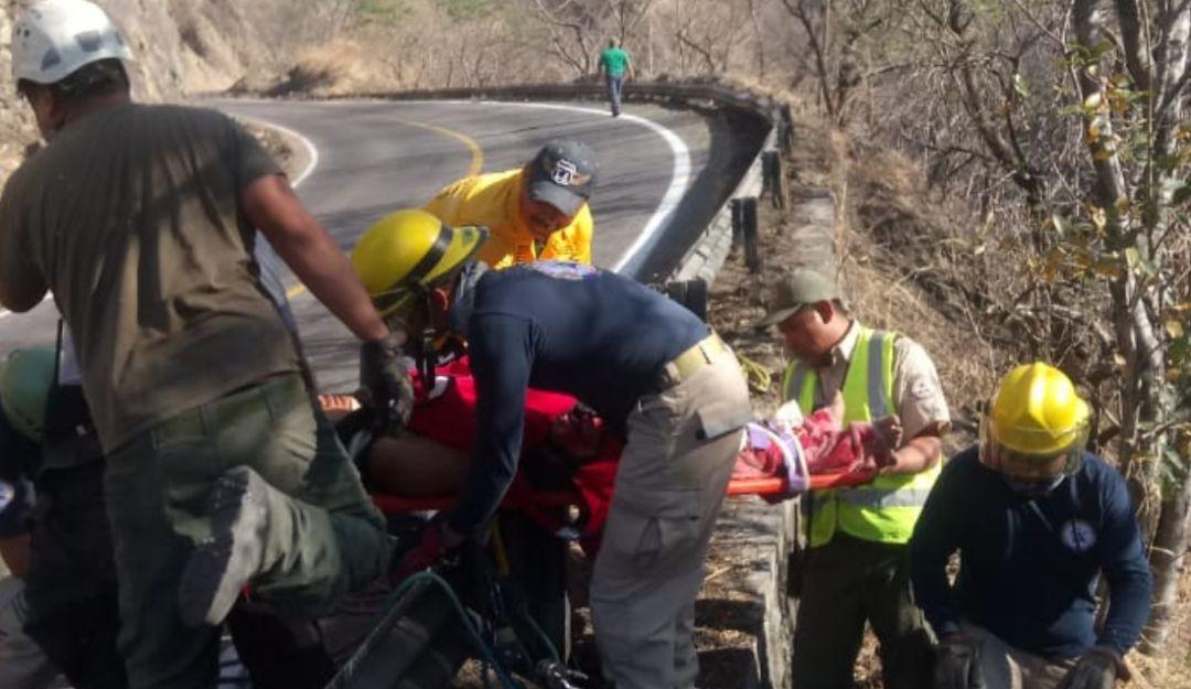 Accidente en Tonila deja un fallecido