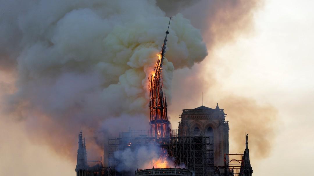 El PSG ayudará en el desastre de Notre Dame