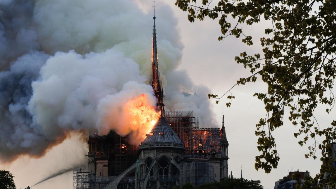 Notre Dame: lo que sabemos del incendio