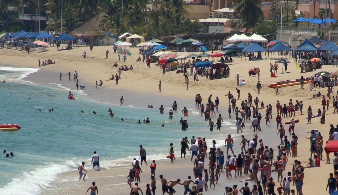 Estas son las playas de México más contaminadas con heces fecales