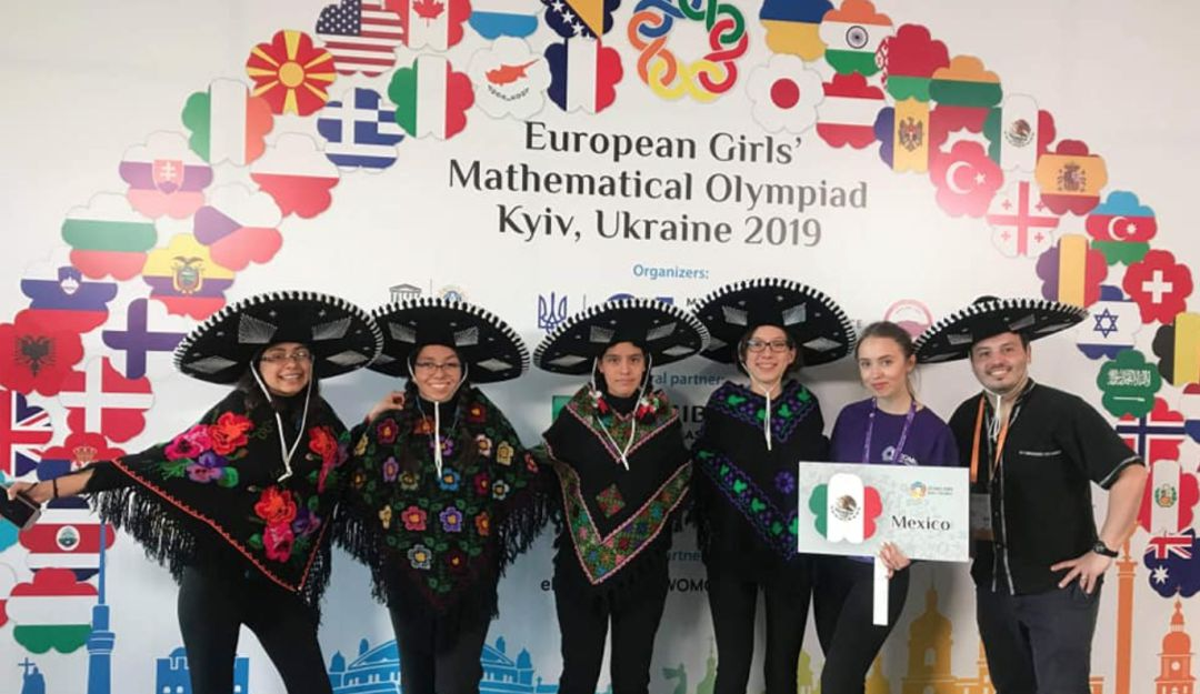 Olimpiada Europea Femenil de Matemáticas 2019: México está en el medallero