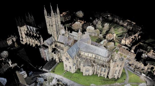 Las imágenes de la Catedral de Notre Dame que serían clave para repararla