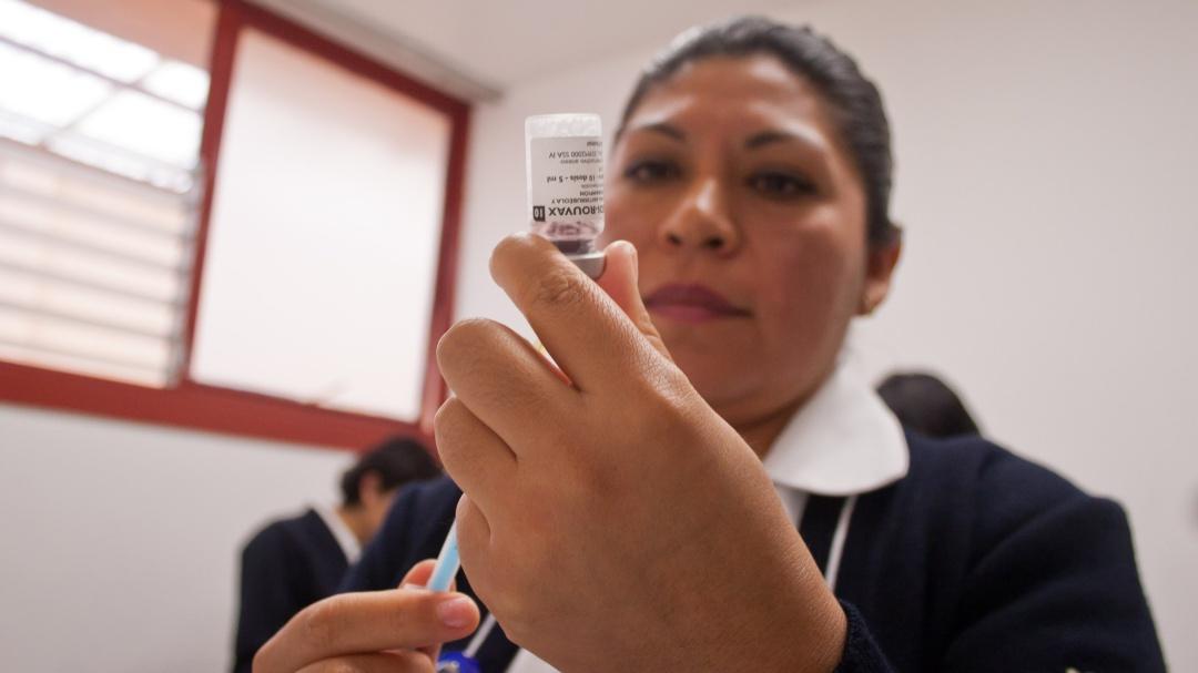 Podrían registrarse hasta 30 casos importados de sarampión en 2019: Salud