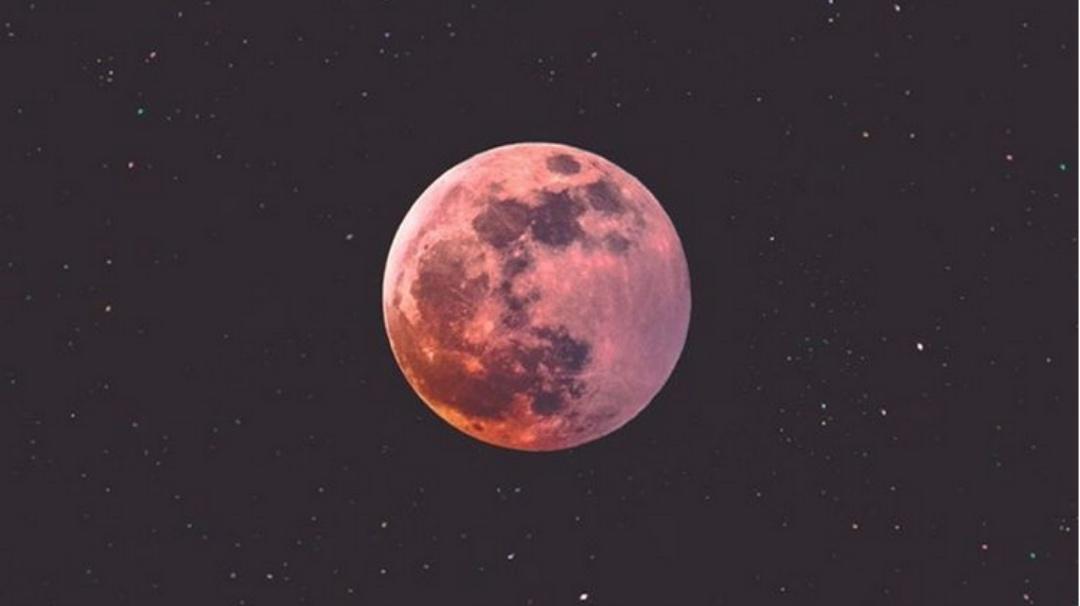 Luna Rosa: increíble espectáculo del cielo en Semana Santa