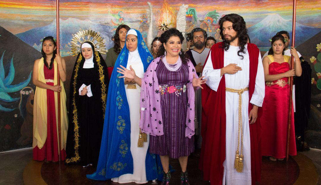 Todo listo en Iztapalapa para la Pasión de Cristo