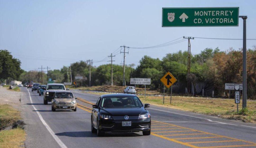 Turistas nacionales y extranjeros vacacionan en Tamaulipas