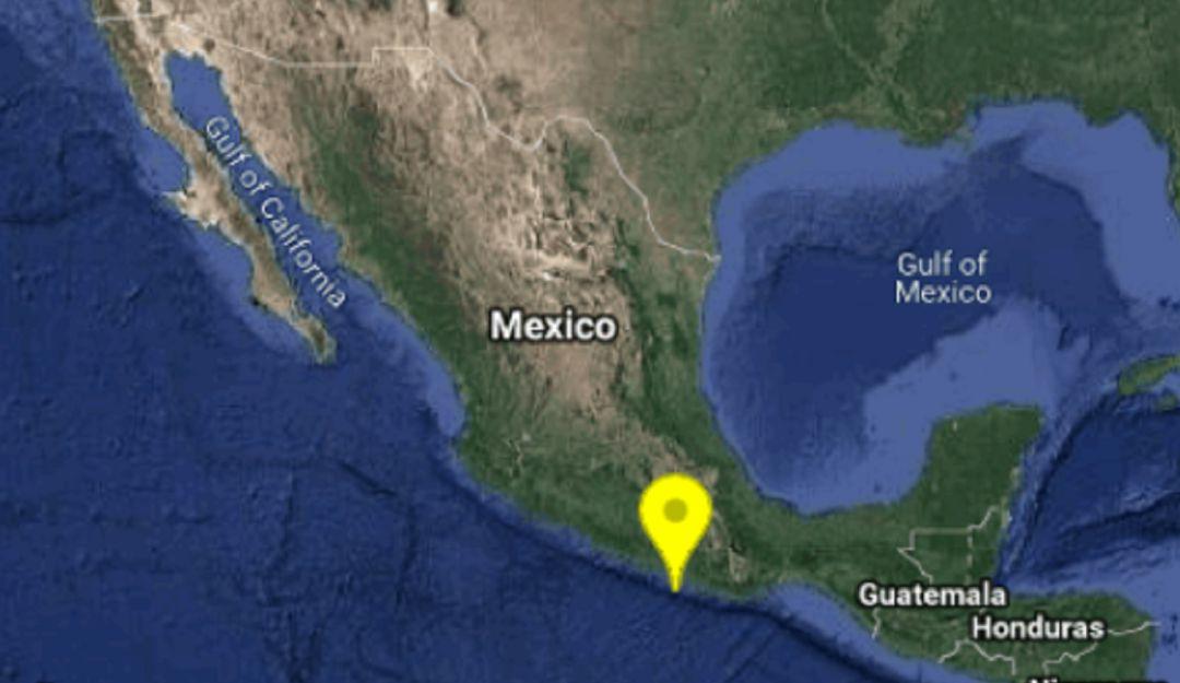 Sismo de 5.7 en México: Hoy 22 de abril de 2019