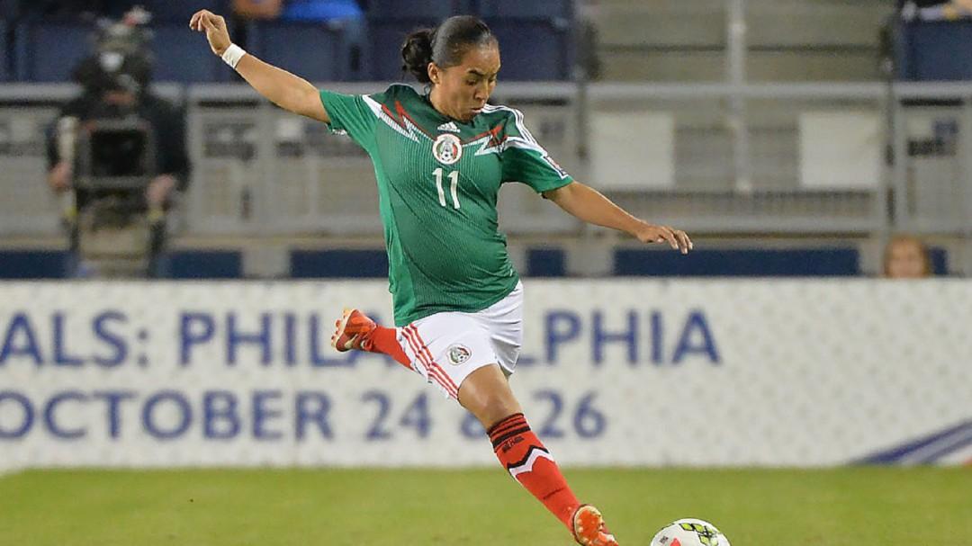 Mexicana dentro de las 10 mejores goleadoras - Copa Mundial Femenina 2019