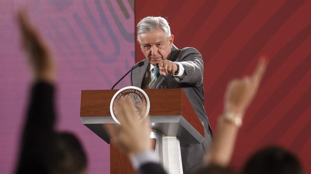 No caeremos en provocaciones: AMLO