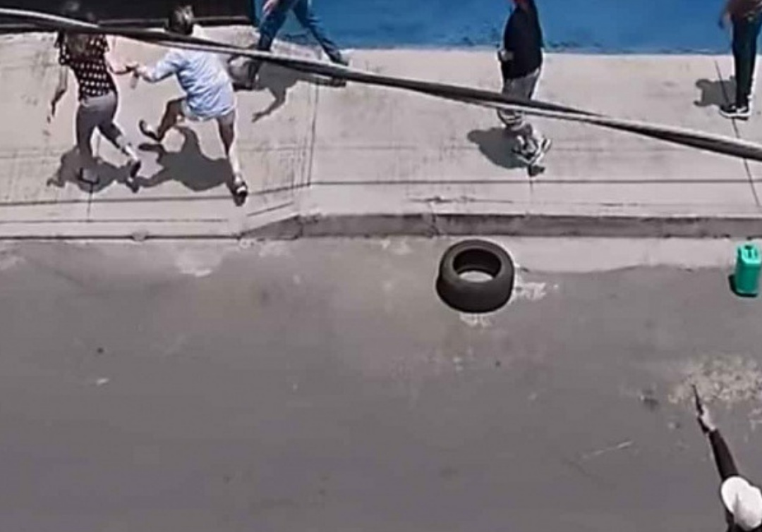 Asaltan a publicistas en Azcapotzalco cuando grababan comercial