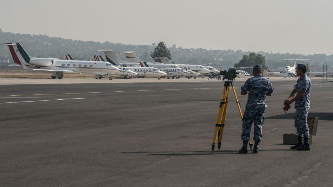 Aeropuertos mexicanos, con serios problemas de saturación: ASPA
