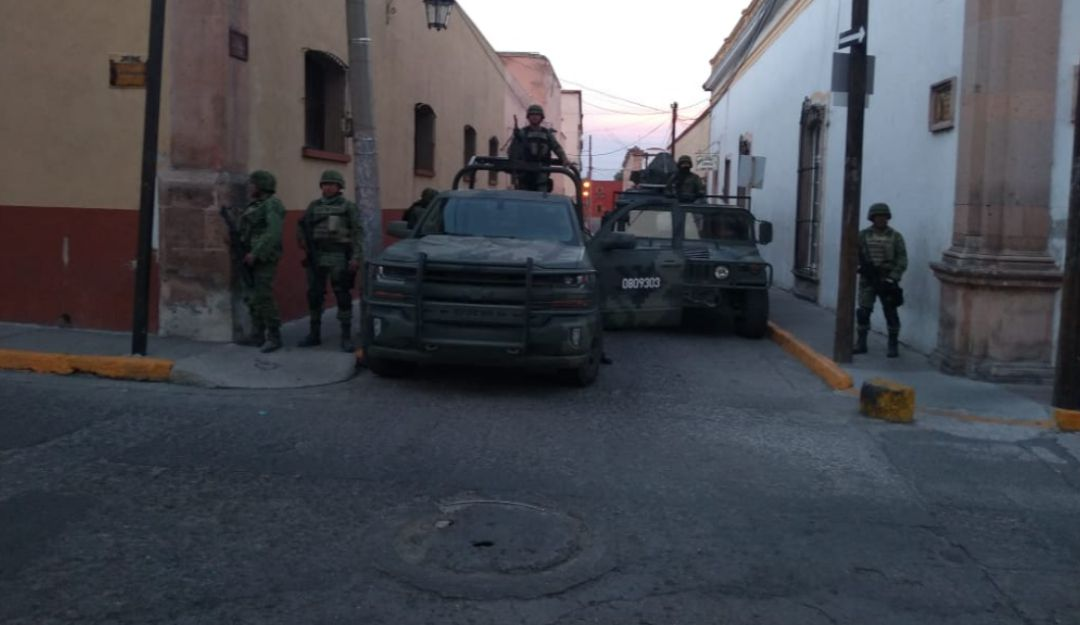 Detienen a un hombre en Lagos de Moreno