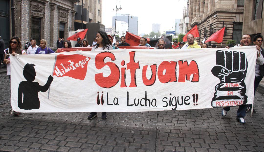 Se cumplen 84 días de huelga en la UAM sin llegar a ningún acuerdo