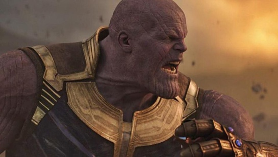 Thanos Avengers: End Game