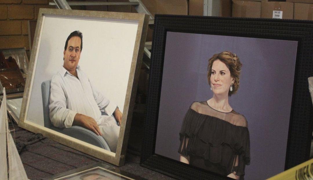 Suegra de Javier Duarte solicita amparo para recuperar cuentas bancarias