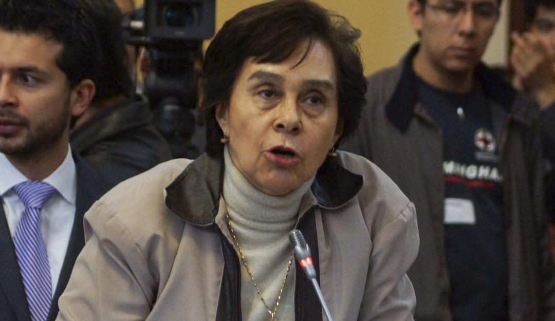 Ex presidenta del PRI, María de los Ángeles Moreno Uriegas, pierde la vida