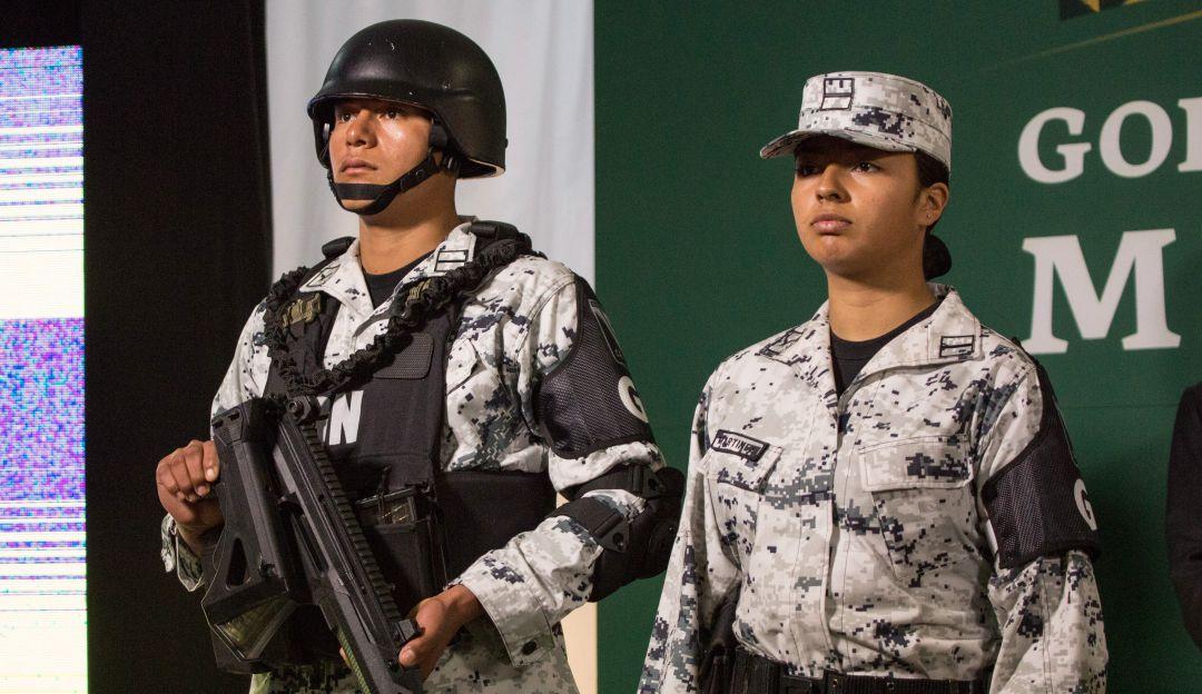 Guardia Nacional ya opera en la CDMX: Sheinbaum