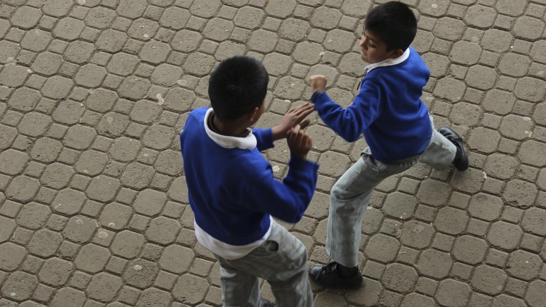 Sufren acoso escolar 70% de estudiantes de primaria en México