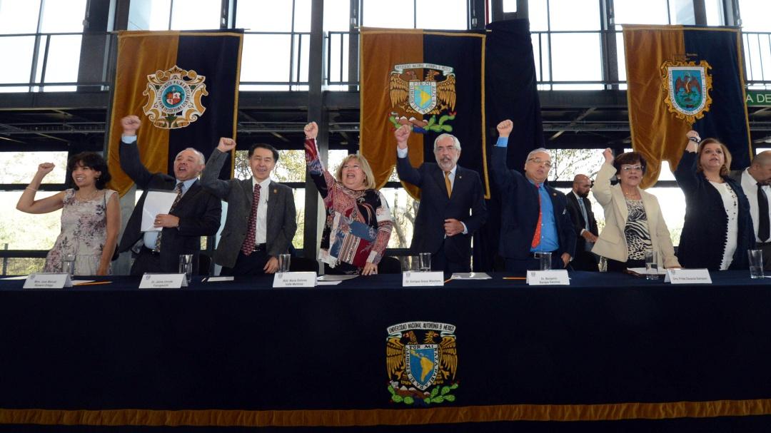 En la UNAM caben todas las ideologías: Graue