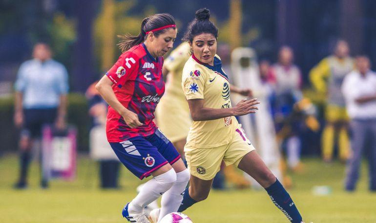 Liga Femenil MX por Geo González