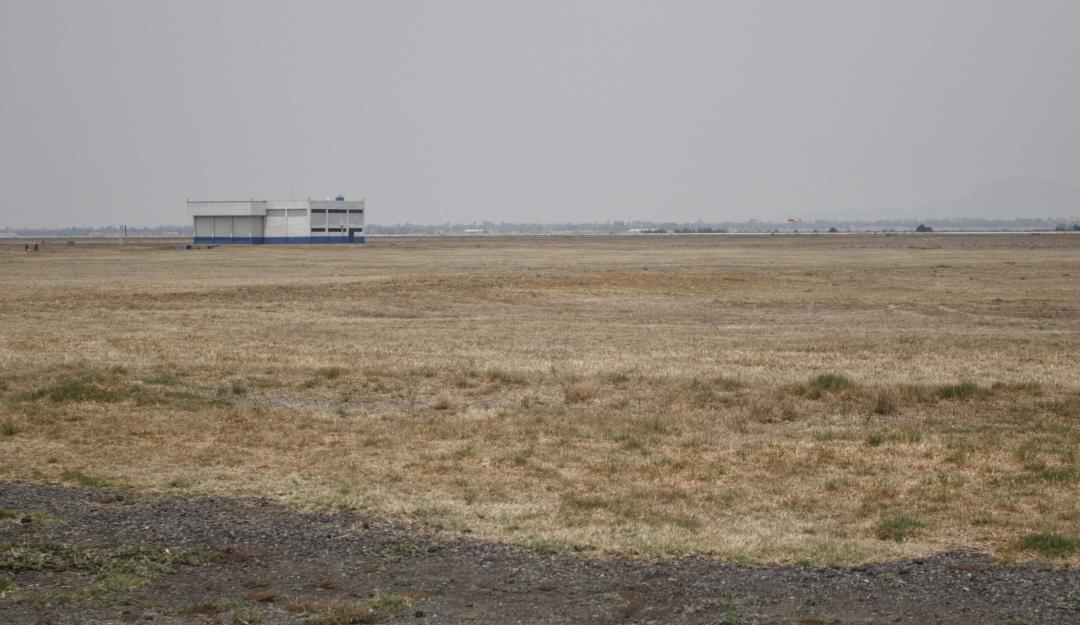 NAIM posee las condiciones para un aeropuerto mixto, civil y militar